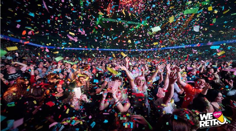 """Festivalul """"We Love Retro"""" și-a amânat toate evenimentele până în 2021"""