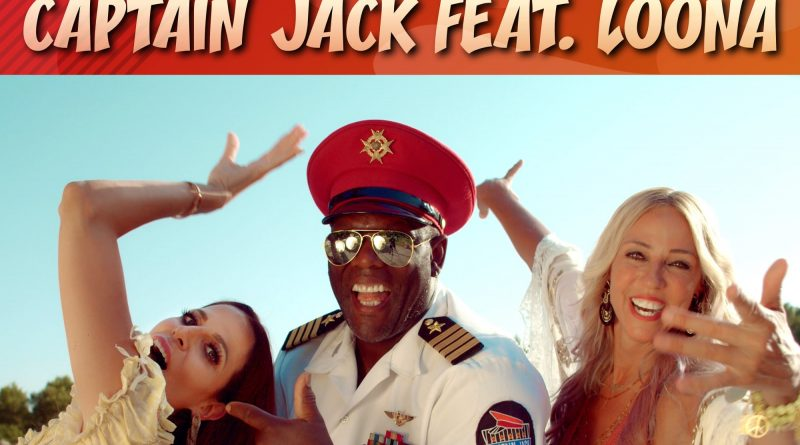 Captain Jack feat. Loona – Sunny Side of Life (Oficial Video 4K)